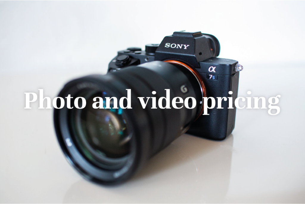 Videography in Perth - Photo + Video Package