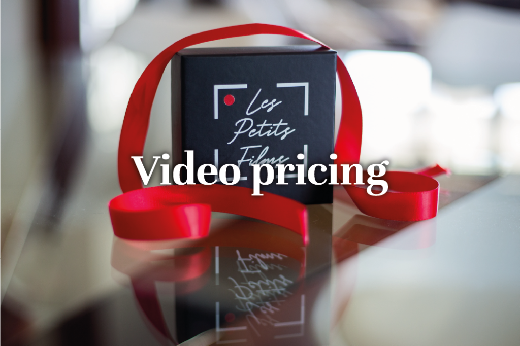 Videographer in Perth - Video pricing